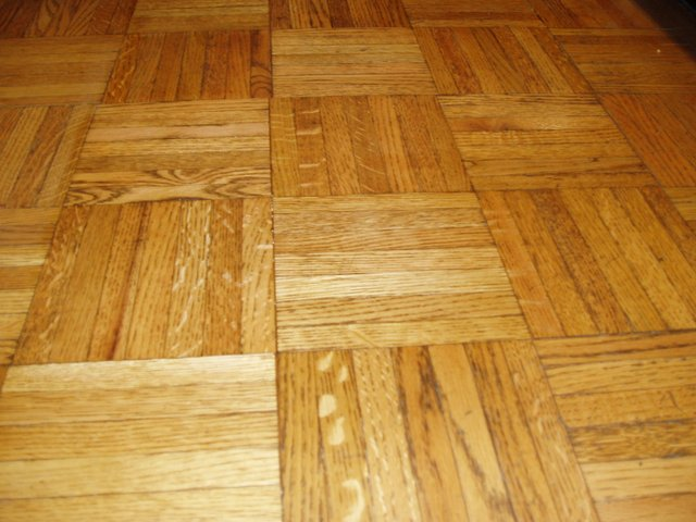 Don 39 t refinish restore your floor for half the cost for Hardwood floors examples